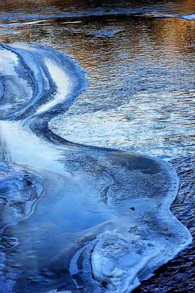 """Icy River"""