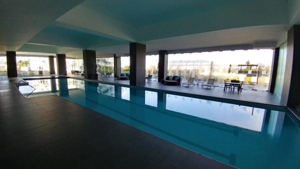 Olympic Pool & Hot Tub