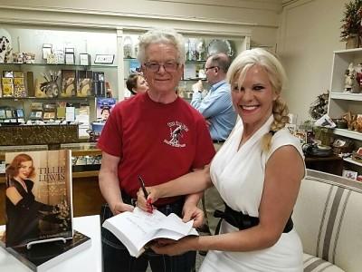 Happily Book Signing: Haggin Museum.