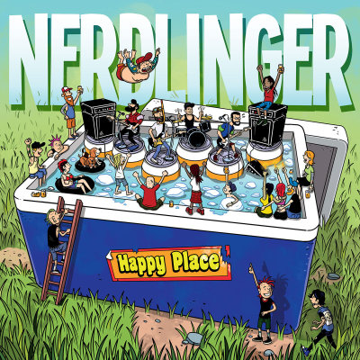 "Nerdlinger - ""Happy Place"""