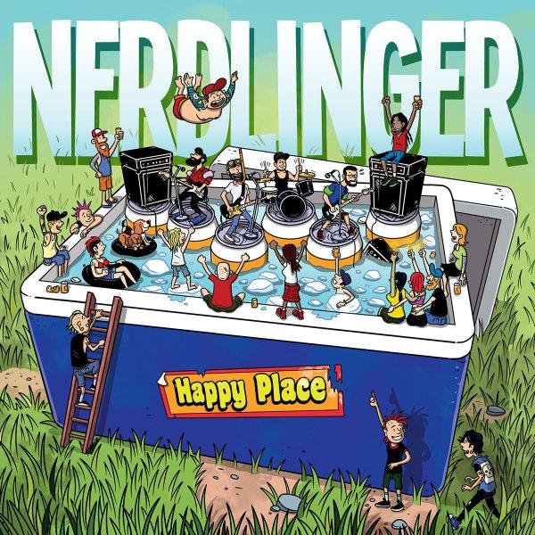 "Nerdlinger - ""Happy Place"""