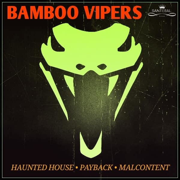 "Bamboo Vipers - ""Haunted House"""