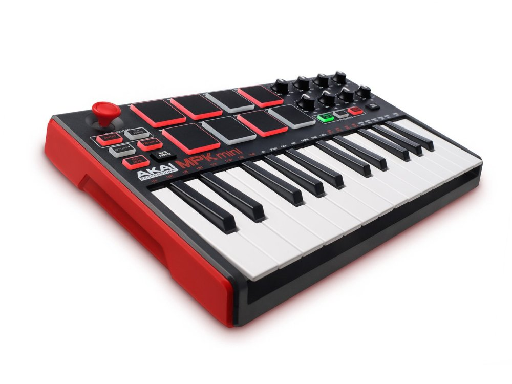 Akai Professional MPK Mini MKII Review