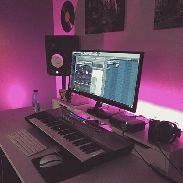 Studio found from @musicstudioz