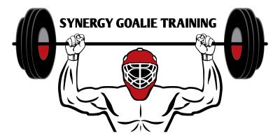 Synergy Goalie Training