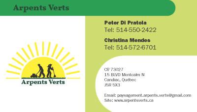 Arpents Verts