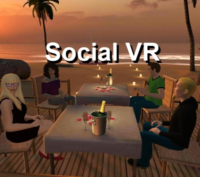 Social VR: Avatars on the Loose