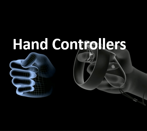 Hand Controllers - Getting a Feel for the Synthetic World