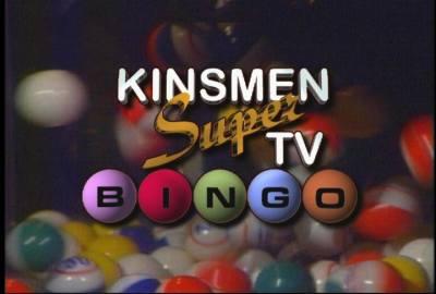 Kinsmen TV Bingo