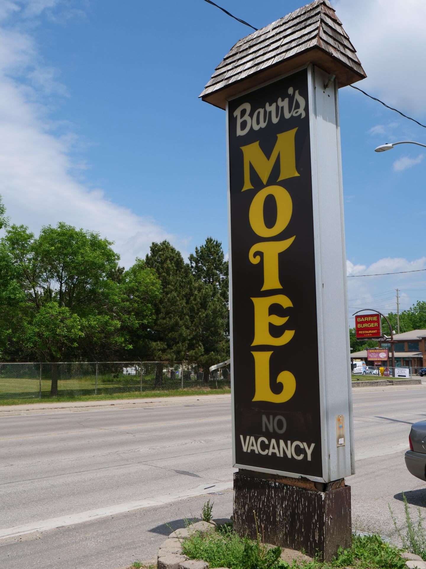 Barr's Motel Conversion
