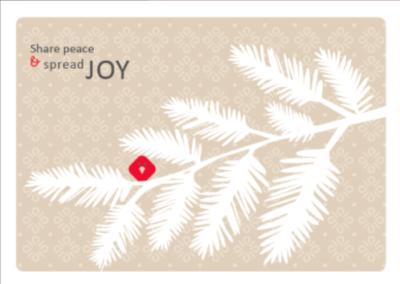 Celerity Holiday Card