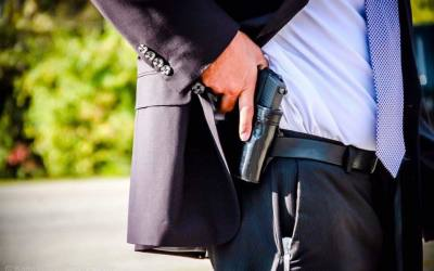 Concealed Carry Class - August 26, 2017