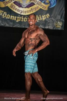 Mens Physique 4Th Participant - Keshowazo