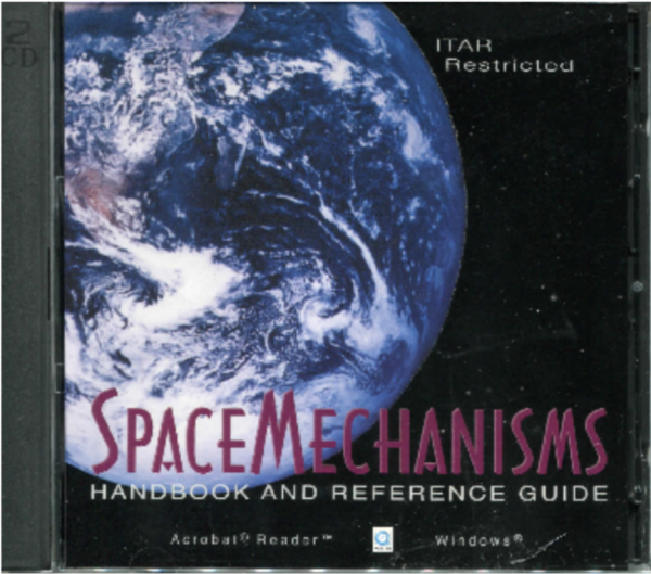 NASA Space Mechanisms Handbook