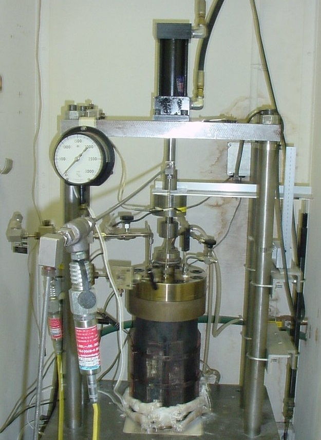 Autoclave tribology