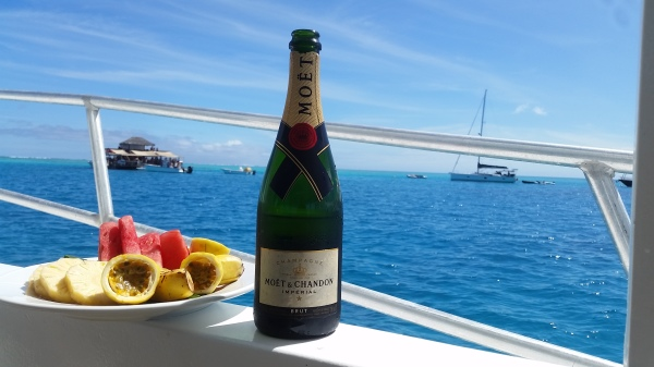 All Inclusive Day Charter