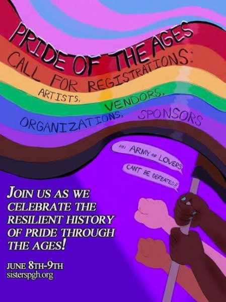 True T Partners with SisTers PGH as a host for the 3rd Annual Peoples Pride