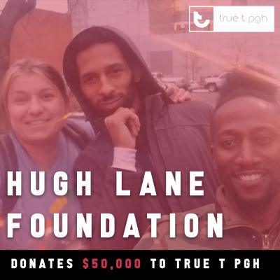 Hugh Lane Foundation donates $50,000 in support of True T Studios!