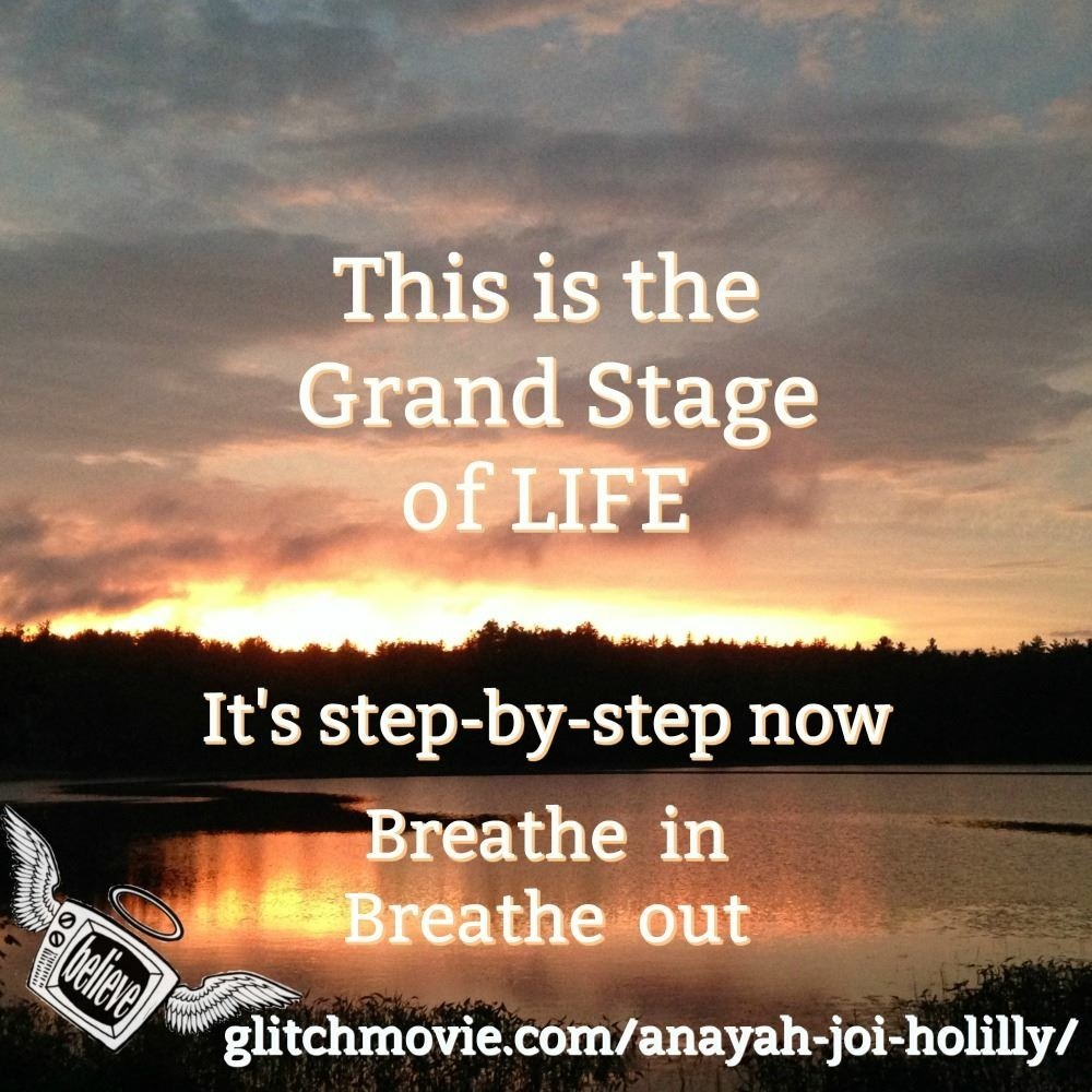 The Grand Stage Called Life