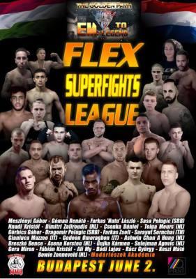 FLEX SUPERFIGHTS LEAGUE