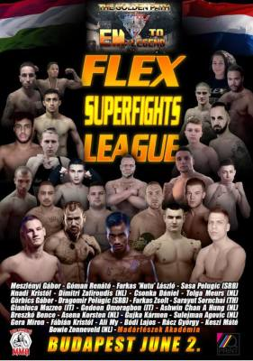 FLEX SUPERFIGHTS LEAGUE