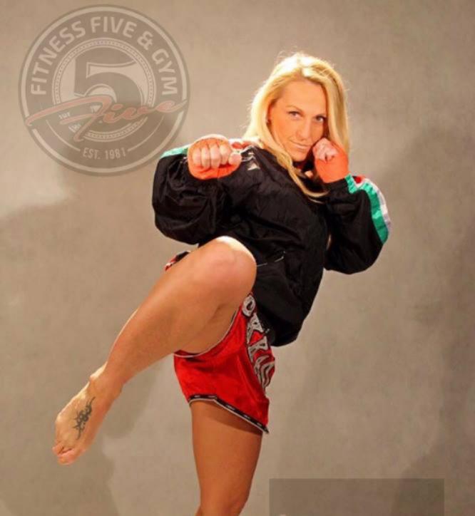 Fitness 5 Thaibox Ott Évával
