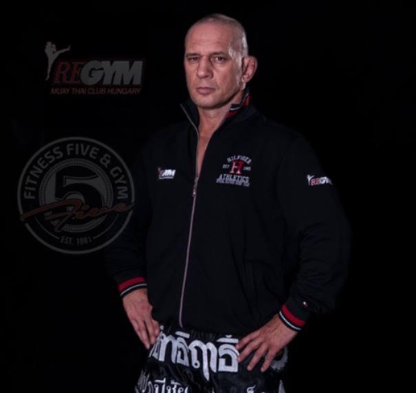 Fitness 5 thaibox Rehák Györgyel