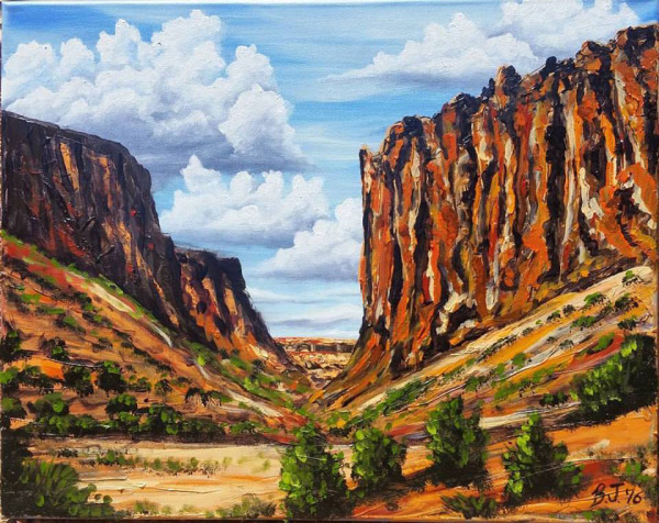 Canyon Diablo *SOLD*