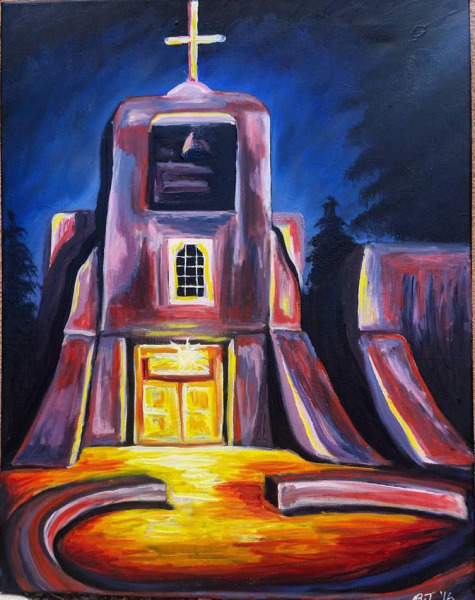 San Miguel Chapel *SOLD*