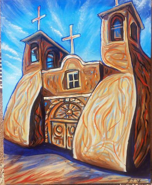 San Francisco de Asis Chapel