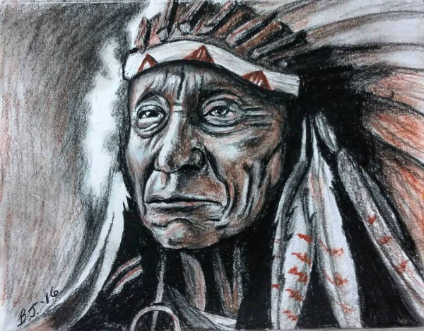 Red Cloud *SOLD*