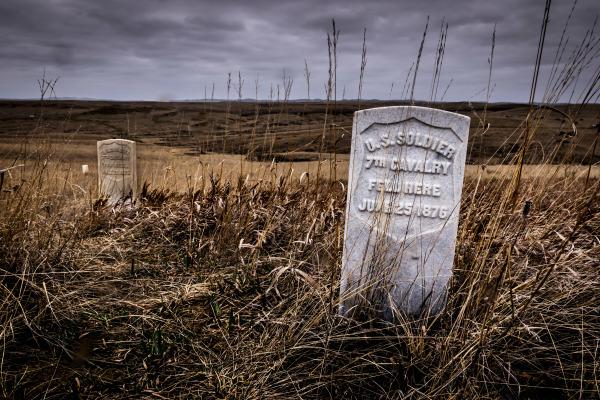 Little Bighorn Battleground