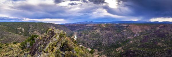 Caja Del Rio Panorama