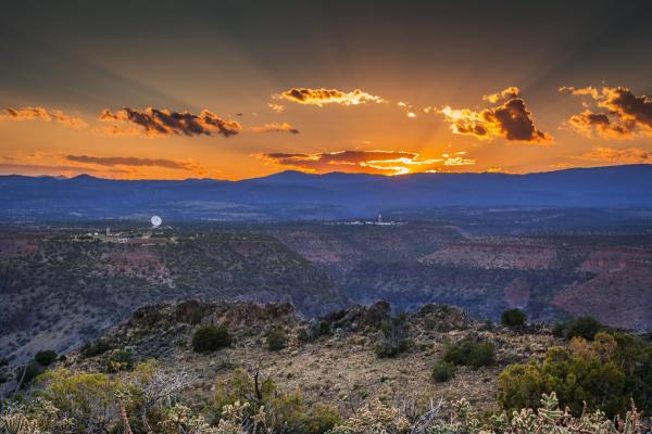 Caja Del Rio Sunset 2