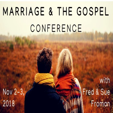 Marriage & The Gospel Conference