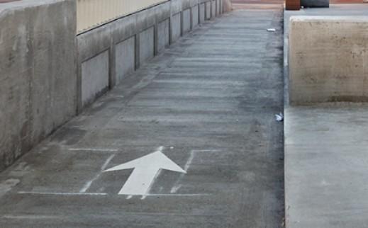 Pedestrian Strands