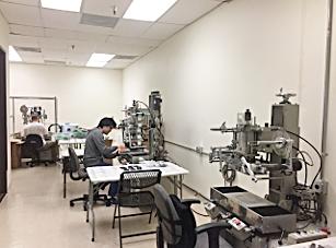 Sampling/Testing Room