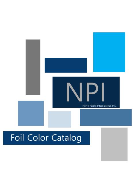 NPI Catalog