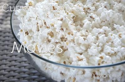 My Top 5 Current Kid-Friendly Netflix Movies