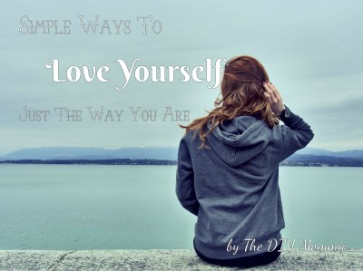 Simple Ways To Love Yourself