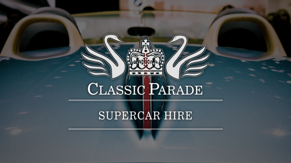 Classic Parade Super Car Rental