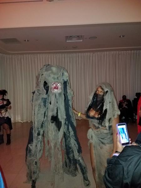 Zombie Halloween in Atlanta