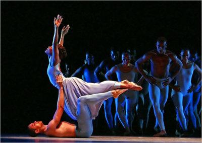 Maylisa Chandler/ Joe Gonzalez/ Diaman Wood Choreography Team