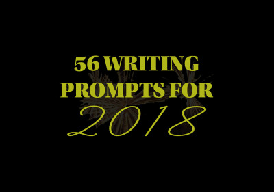 56 Prompts for 2018