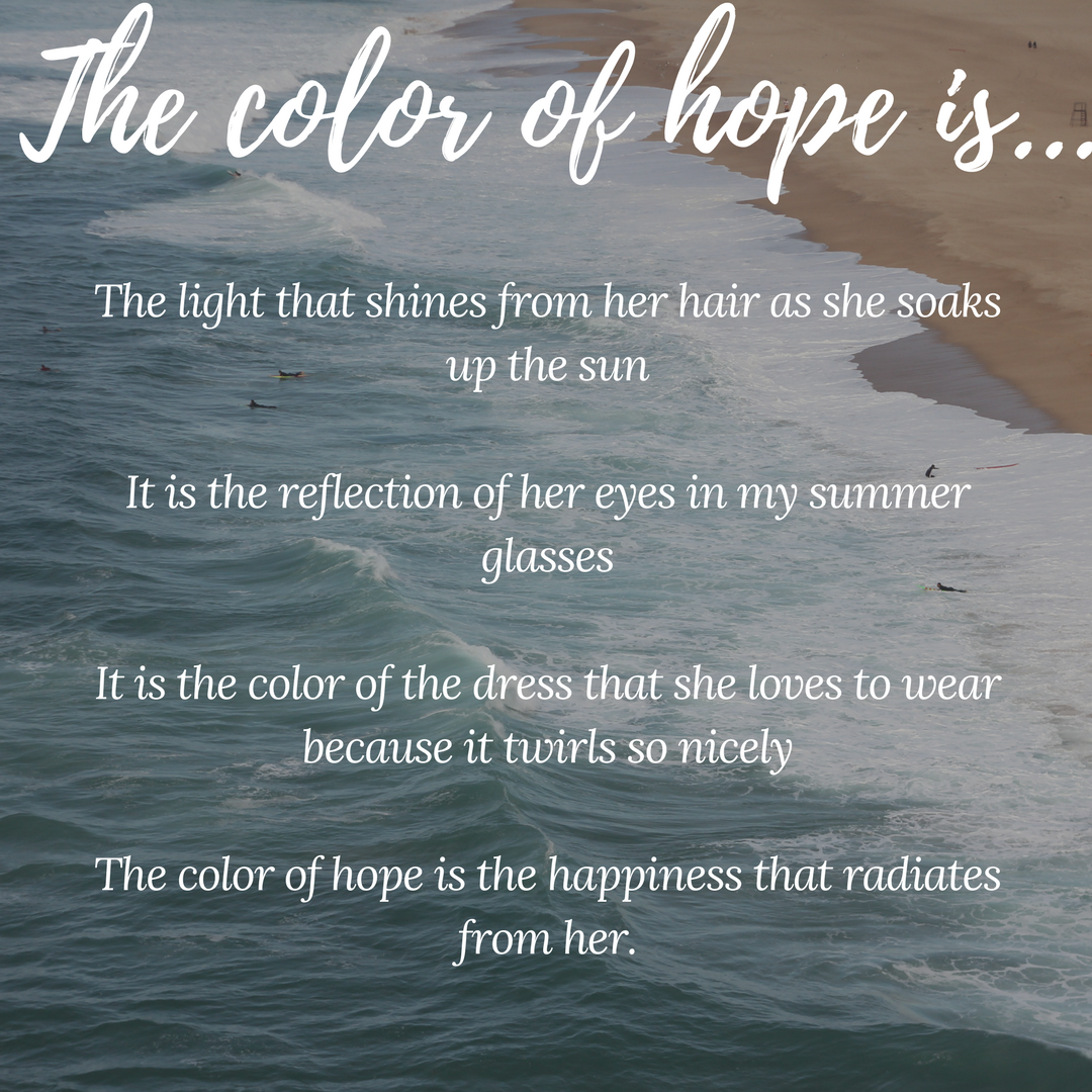 The Color of Hope