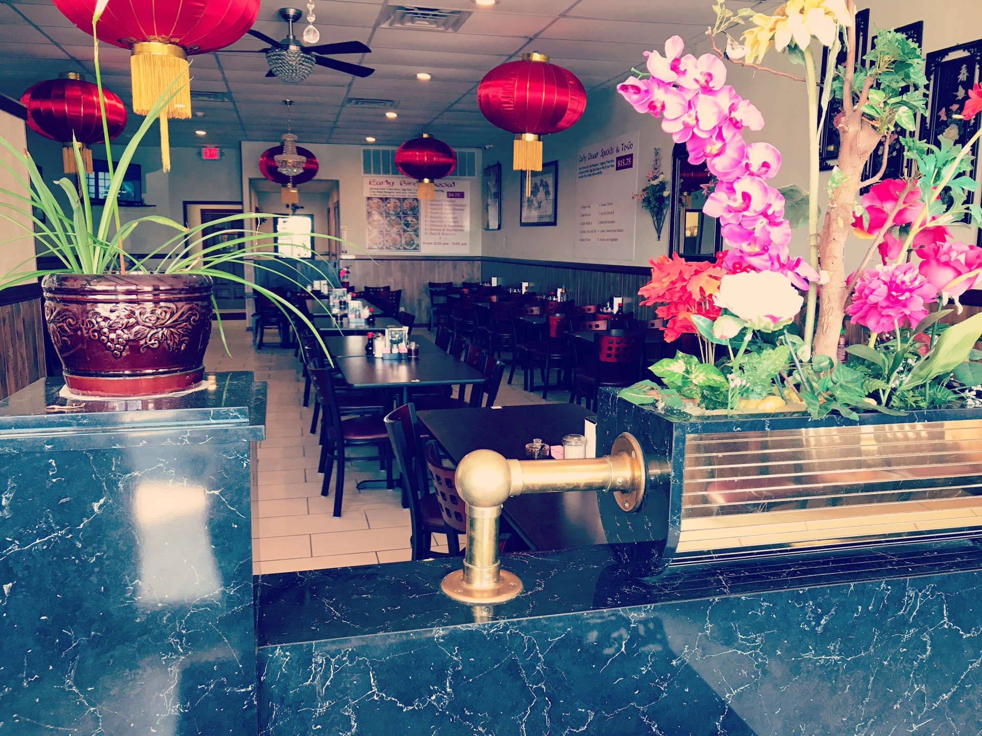 Golden China Cuisine Dining