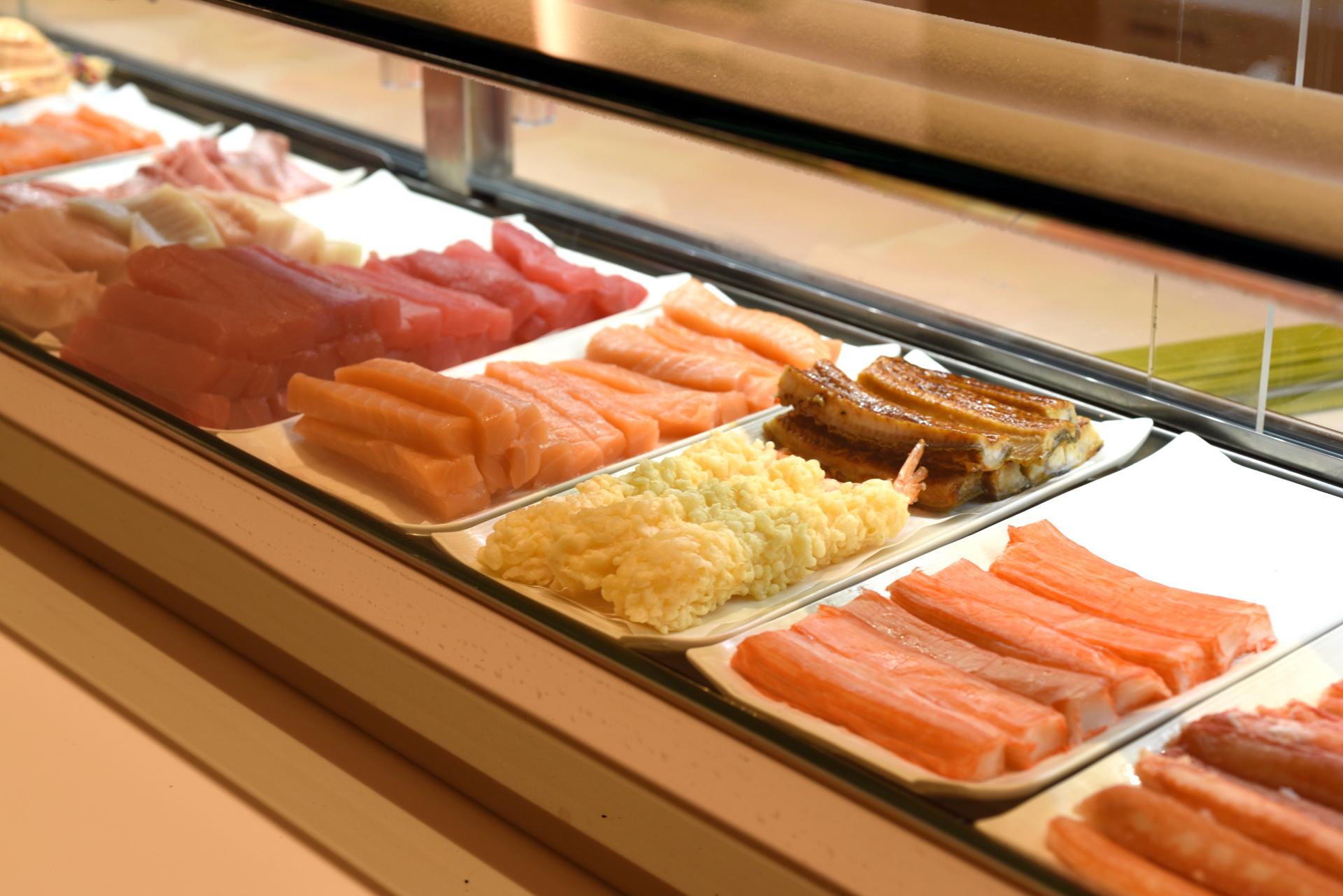 Top quality fish