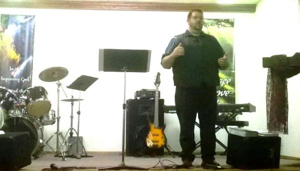 Our Pastor