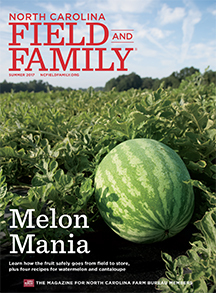 How NC Melons go from Farm to Table - NC Field & Family Magazine