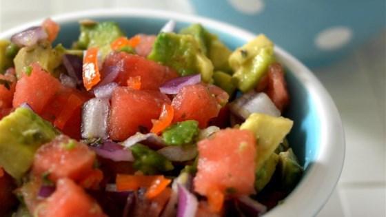 Watermelon Avocado Salsa